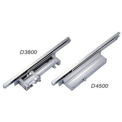 Concealed Door Closer with sliding arm - Concealed door closer
