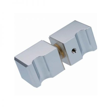 Shower Door Knobs - Back to back shower door knob