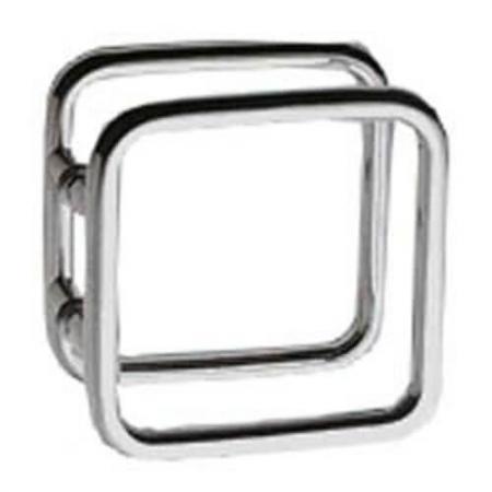 Puxadores de porta quadrada - Barras de agarrar, barra de empurrar, alças de empurrar e puxar, alças costas com costas, alças de montagem única, alças sólidas, alças tubulares.
