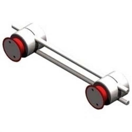 Conectores de vidro - 180 graus - Conectores de vidro - 180 graus