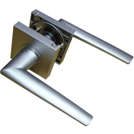 Lever Handles - Leverset Door Handles, Tubular Lever Set Handles.
