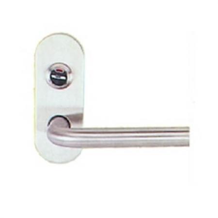 Alças de alavanca - Maçanetas de porta do Leverset com indicador de interruptor.