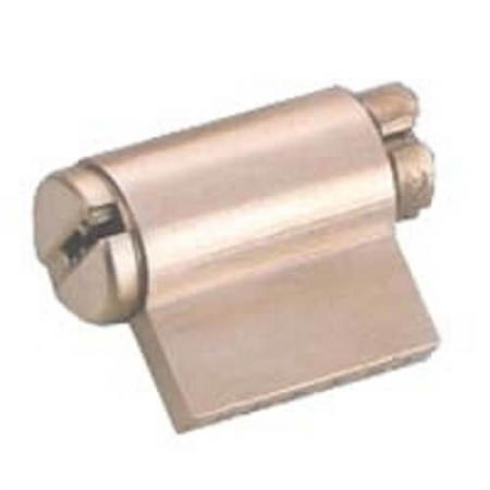 Cilindros de bloqueio - Cilindro americano, chave no cilindro de botão