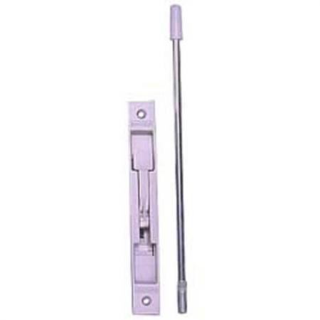 Parafuso de descarga manual - Parafusos de descarga manuais, para portas de metal.
