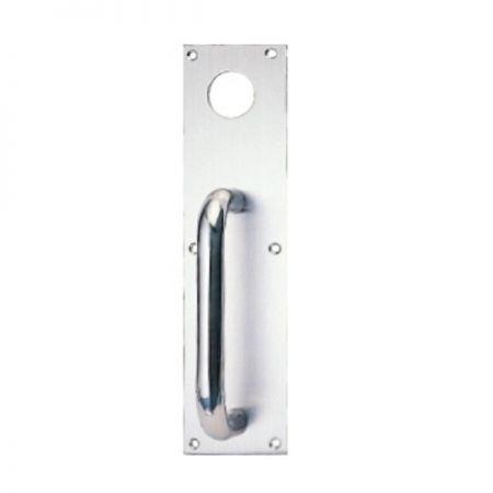 Placa de guarnição para dispositivo de saída série ED-800, ED- 1000 , ED-850, ED-851, ED-920 - Placa de aço inoxidável para fora da guarnição