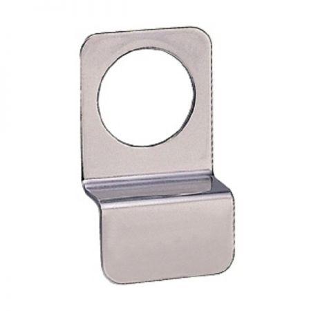 Puxe a placa para fora da guarnição para dispositivo de saída de série ED-800, ED-801, ED-850, ED-851, ED-920 - Placa de puxar de aço inoxidável para fora da guarnição