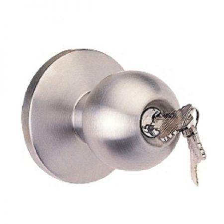 Ajuste do botão de saída para dispositivo de saída de série ED-800, ED-801, ED-850, ED-851 - Guarnição do botão de aço inoxidável