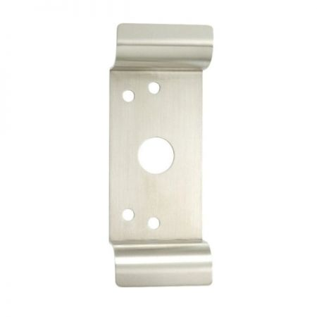 Puxe a placa para fora do dispositivo de saída de série ED-800, ED-801, ED-850, ED-851 - Placa de puxar de aço inoxidável para fora da guarnição