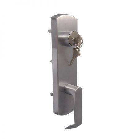 Alavanca Rígida Escudo Out Trim para ED-100 e ED-600 series - Alavanca rígida reforçada com espelho para fora da guarnição