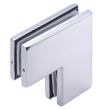 Overpanel and Sidepanel Connector - Connector for overpanel and sidelight, for double action doors.