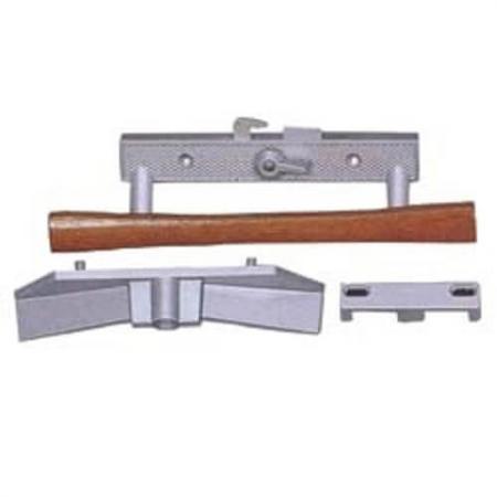 Maçaneta da fechadura da porta do pátio - Conjunto de maçaneta para fechadura de porta de pátio