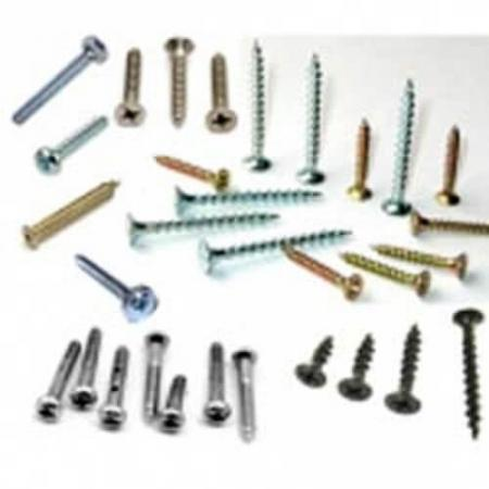 Screw Fasteners - Fixing Fasteners, Bolts, Screws and Nuts.