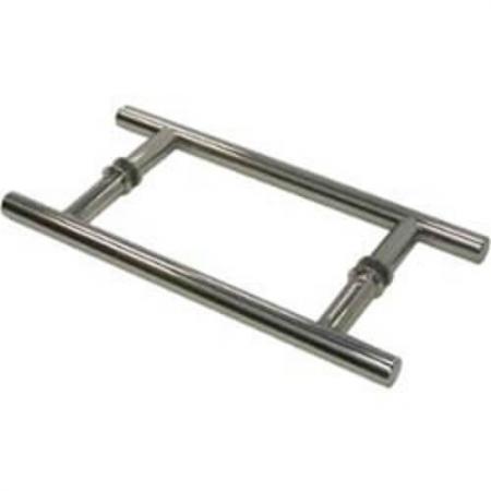 Alças de puxar, combinação de barra de toalha - Barras de apoio, puxador de porta longo, puxadores de porta em estilo H.