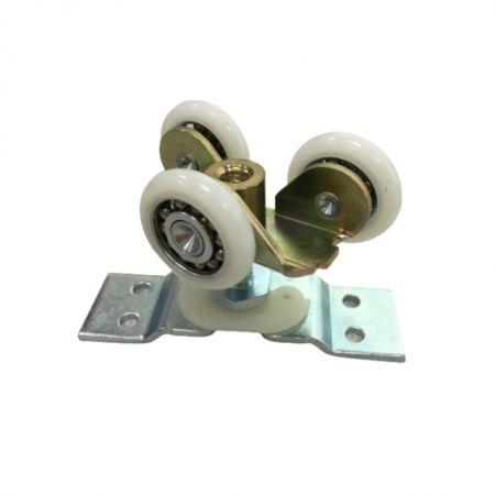 Suporte de roda de rolamento de esferas