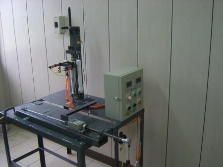 Máquina de tração