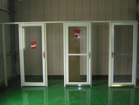 Testing doors