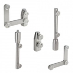 Glass Pivot - Glass door pivot hinge