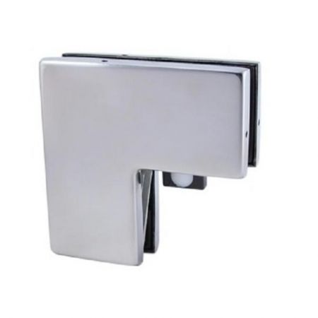 Overpanel e conector do painel lateral com tampão - Conector para overpanel e luz lateral, para portas de uma ação com um batente.