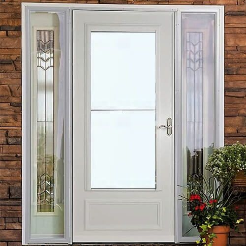 Screen Door and Storm Door - Screen door, Storm door
