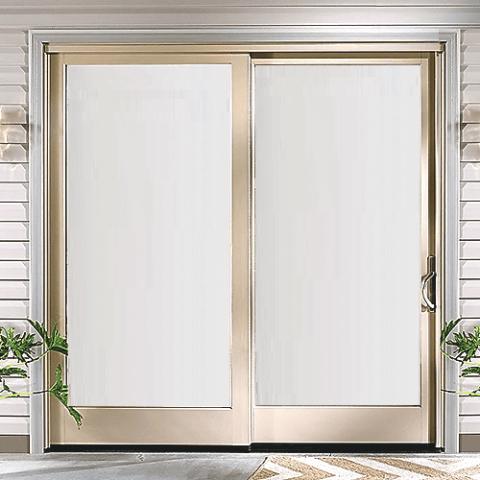 Porta deslizante - Porta corrediça