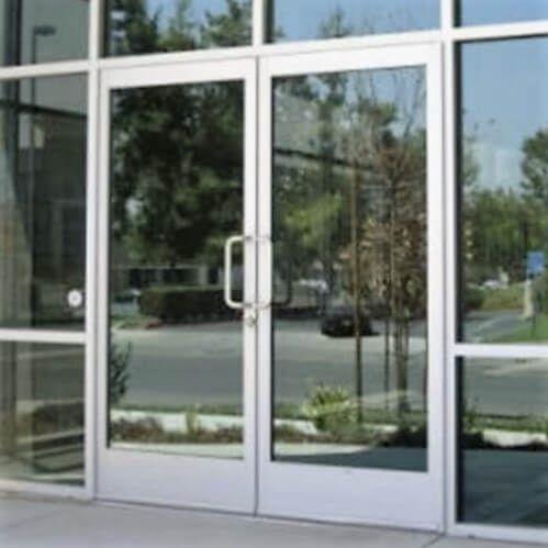 Schaufenstertür - Schaufenstertür