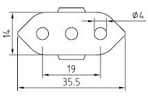 Cable de alimentación - AC-CM319