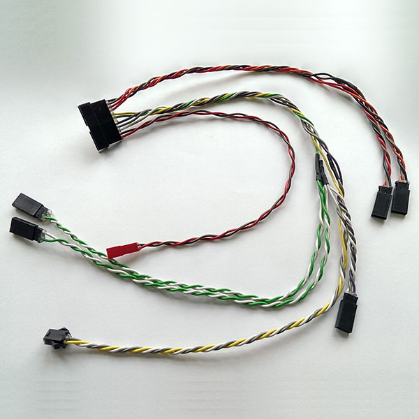 Wiring Harness for UAV, Unmanned Aerial Vehicle | Wire ... on electrical harness, dog harness, fall protection harness, maxi-seal harness, alpine stereo harness, amp bypass harness, cable harness, obd0 to obd1 conversion harness, nakamichi harness, battery harness, oxygen sensor extension harness, radio harness, pony harness, engine harness, pet harness, safety harness, suspension harness,