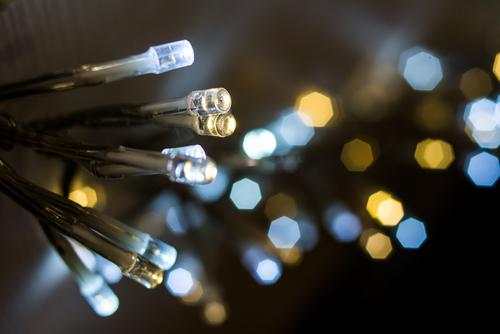 Жгут проводов осветительной арматуры