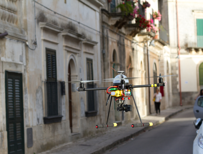 Small UAV Wiring Harness