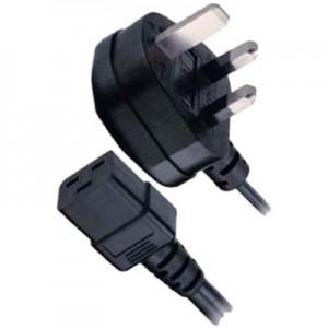 British Power Cord - British - Power Cord
