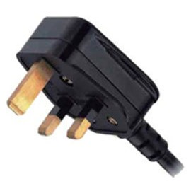 电源线插头 - 沙乌地阿拉伯-电源线插头