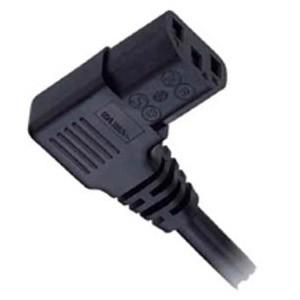 Power Cord - IEC Plug - Power Cord