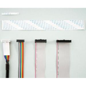 IDC / плоский кабель - Серия DC - IDC / плоский кабель