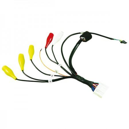 Жгут проводов для автомобильного видео и аудио - Кабельная сборка автомобильного видео и аудио