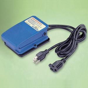 Педальный переключатель ВКЛ / ВЫКЛ для питания - Foot Switch - ножной переключатель