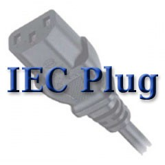 Enchufe IEC