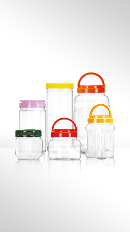 Seri PET 89mm Wide Mouth Jar