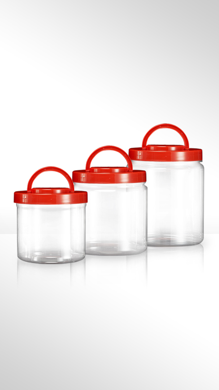 Seria PET 180mm Wide Mouth Jar