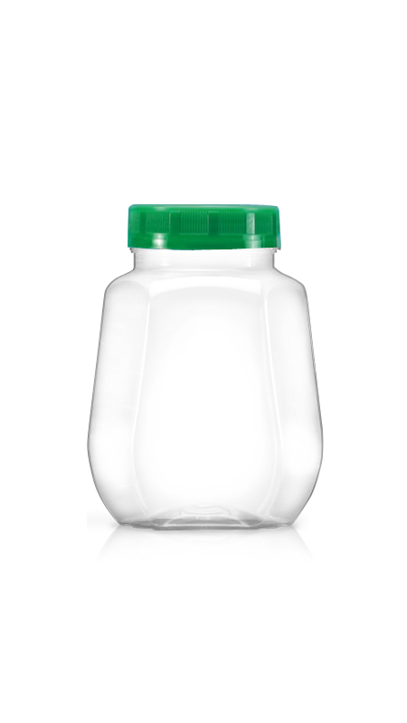 Pet-Plastic-Bottles-Octagonal-B648
