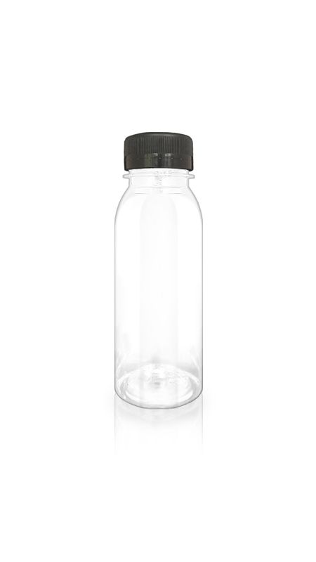 250 ml PET bottle for cool beverages packaging with Certification FSSC, HACCP, ISO22000, IMS, BV
