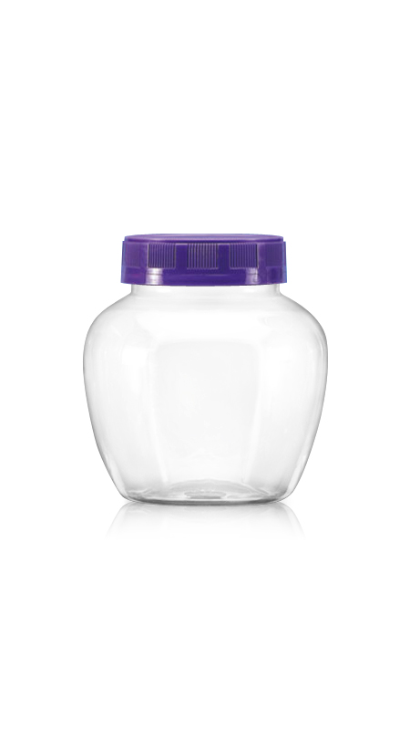 Pet-Plastic-Bottles-Round-B460