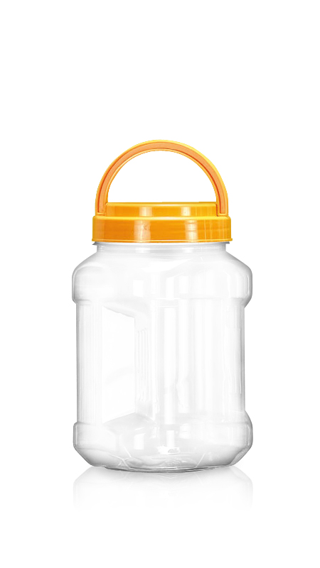 Pet-Plastic-Bottles-Square-Grip-D1204