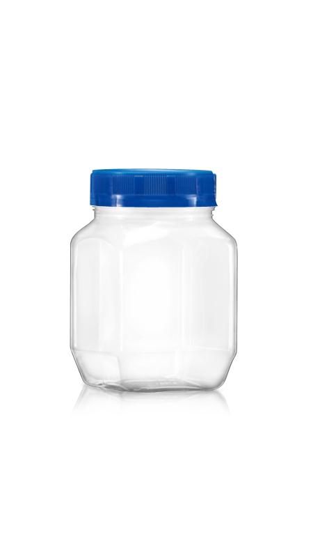 Pet-Plastic-Bottles-Square-Taper-B357