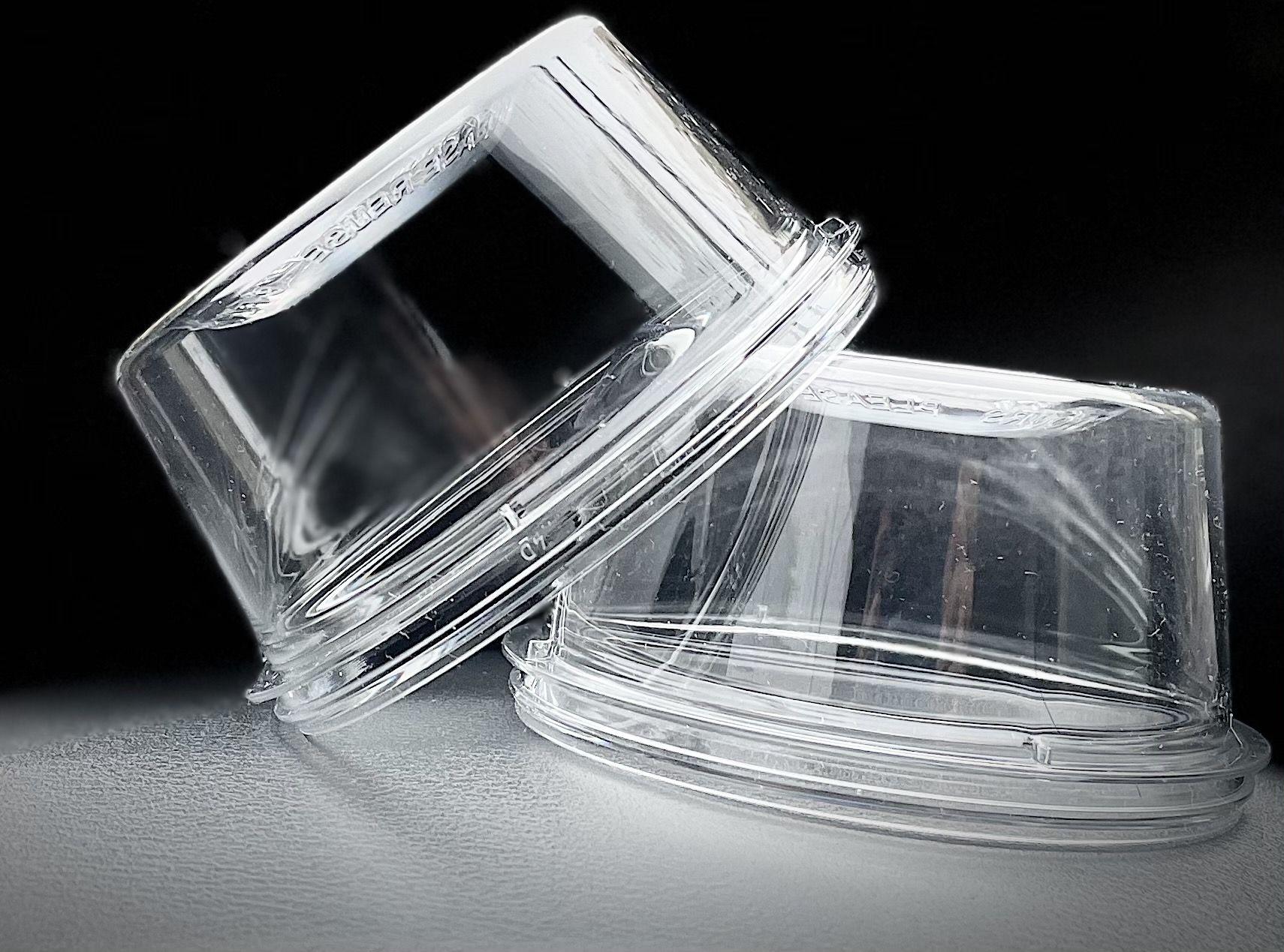 Transparent Yogurt Cup