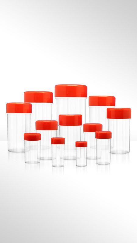 PET Chinesische Medizin Glas