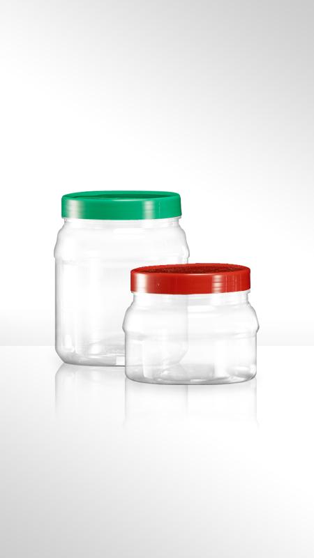其他 PET 廣口罐 / 寬口罐 系列 - Other PET Wide Mouth Jar