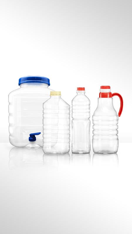 其他 PET 瓶 - Other PET Bottles