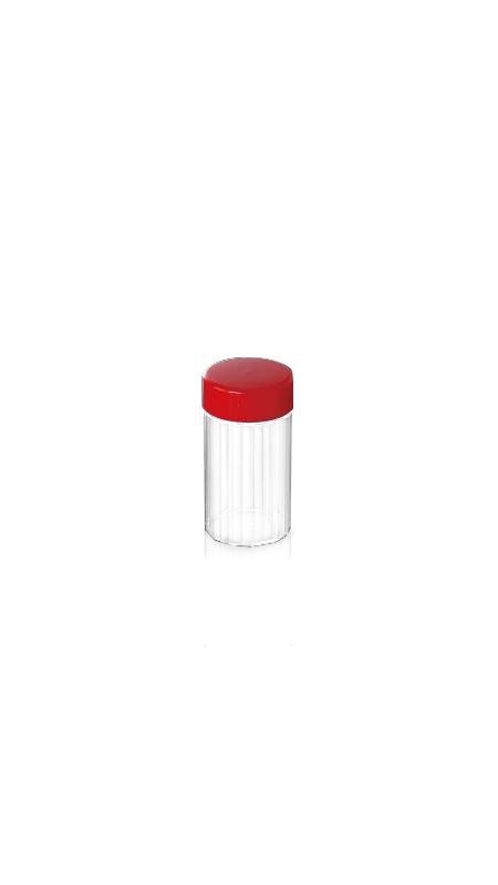 Vaso della medicina cinese dell'ANIMALE DOMESTICO (04) - Barattolo di Medicina Cinese in PET da 230 ml