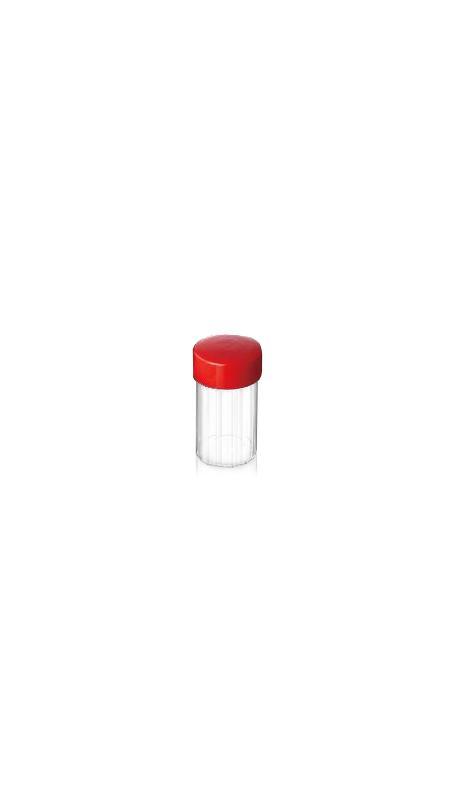 PET-Glas für chinesische Medizin (07) - 90 ml PET-Glas für chinesische Medizin