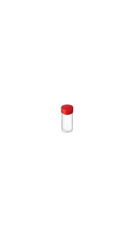 HAUSTIER chinesische Medizin-Glas (11) - 25 ml PET-Glas für chinesische Medizin